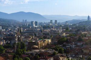 Balcanes Sarajevo