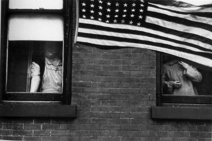 Fotografía de Robert Frank en EEUU