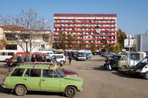 Edificio soviético Akhaltsije