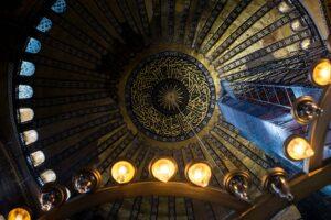Cúpula Catedral Santa Sofía Estambul