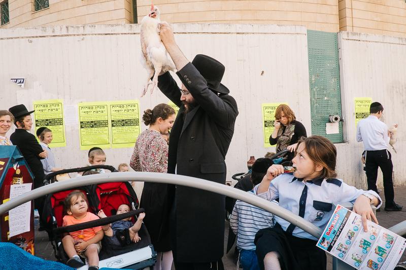 Fotografía en Tel Aviv de Forrest Walker barrio judío