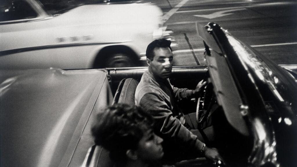 Foografía de Garry Wunogrand en Nueva York