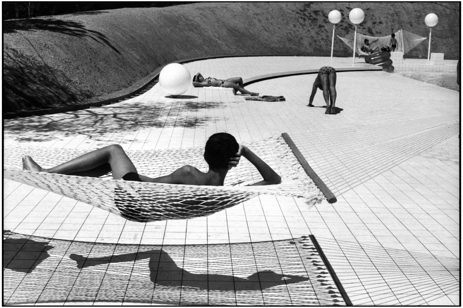 Fotografía y viajes con Martine Franck