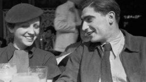 Andre Friedmann y Gerda Pohorylle