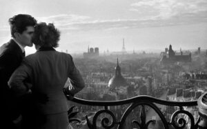 Consejos de fotografía y viajes para fotografiar Paris con una imagen de Willy Ronis